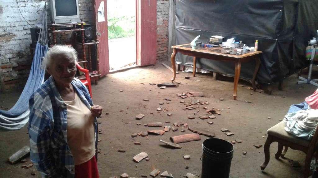 Más de dos mil réplicas luego de terremoto en Puerto Morazán - La Prensa (Nicaragua)
