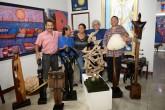 Maestros de la escultura se exhibirán en Efrén Medina Gallery