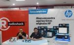 RadioShack  presenta nueva línea de cartuchos de tinta. LA PRENSA/ Luis Gutiérrez
