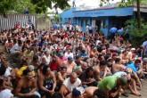 Hacinamiento en cárceles policiales en León