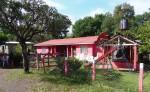 Fotos de la casa donde ocurrieron los hechos. LA PRENSA / R. VILLARREAL