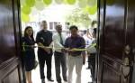 Financiera Fundeser inaugura centro de capacitación. LA PRENSA/ Luis Gutiérrez
