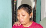 A Marianela Flores Maldonado le robaron su bebé del hospital. LAPRENSA/ARCHIVO