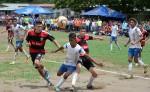 Sébaco doblegó 6-5 a San Francisco en la Final del Torneo de Clausura. LAPRENSA/ Maynor Valenzuela