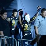 Leonardo Morales venció por decisión unánime a Brimage