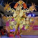 Así lucieron los trajes de fantasía en Miss Teen Nicaragua 2016