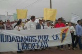 Luis Callejas y Violeta Granera siguen en campaña