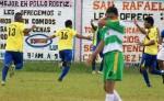Jonathan López fue el héroe del Nandasmo FC. LA PRENSA/CORTESÍA/NANDASMO FC