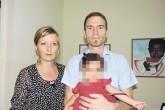 Nicaragua: Ministerio de la Familia reclama bebé a pareja de suizos
