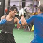 "Byron ""Gallito"" Rojas valiente, victoria inminente ante Freshmart"