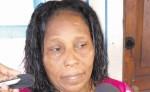 Olivia Colleman, mamá de Wayne Justo Sambola Coleman, nicaragüense asesinado en Costa Rica. LA PRENSA/I.LACAYO