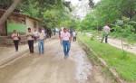 Se adoquinará  un tramo de dos kilómetros de la entrada noreste de la ciudad, que conecta a Ocotal con otros municipios. LA PRENSA/A.LORÍO