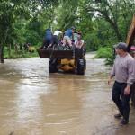 Niño muere por lluvias en el Caribe nicaragüense