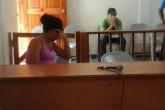 Condenan a mujer a 20 años de prisión por parricidio