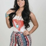Emily Morán quiere ser Miss Teen Nicaragua 2016