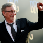 Steven Spielberg hace película de aventuras con gigantes