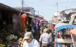Urge ordenar el mercado  central de Chinandega. LA PRENSA/S.MARTÍNEZ
