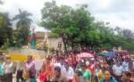 Las festividades en Mozonte, Nueva Segovia, en honor   a San Pedro y San Pablo se extenderán hasta el fin de semana. LA PRENSA/A. LORÍO