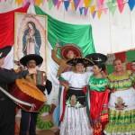 Los mariachisforman parte de la cultura de México.