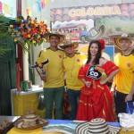 Colombia  fue uno de los 17 países del Tiangue de las Naciones.