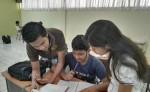 Para participar en este evento, los estudiantes iniciaron un entrenamiento intensivo en el Paebanic entre mayo y junio. Asimismo el Ministerio de Educación (Mined) les aseguró el alojamiento y acceso a las aulas de este centro de capacitaciones. LA PRENSA/ ARCHIVO
