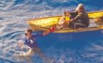 A partir de hoy los trabajadores del mar comienzan a faenar  en la pesca de langosta;  durante ocho meses se levanta la veda para esta actividad. LA PRENSA/ARCHIVO/J. GARTH