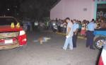 Según la Policía, el crimen del comerciante se originó  por un pleito producto del manoseo a una señora, madre del supuesto autor de los disparos. LA PRENSA/E. LÓPEZ