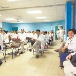Apoyo para pediatras acusados en Estelí