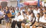 Los docentes  están capacitados para enseñar, con especial énfasis en primaria. LA PRENSA/S. MARTÍNEZ