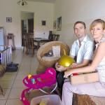 Pareja suiza sufre por frustrada adopción