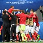 Gales sorprende a Bélgica y se enfrentará a Portugal en semifinal