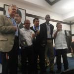 Entregan Orden Alexis Argüello a figuras del deporte nacional