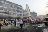 Aumentan a 125 muertos por ataques con bomba en Bagdad