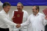 Constitucional colombiano avala plebiscito para refrendar acuerdos de paz