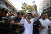 Opositor venezolano Leopoldo López regresa a los tribunales para apelar su sentencia