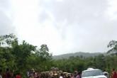 Accidente provoca derrame de combustible en Bonanza