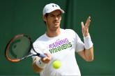 Andy Murray tras otra corona en Wimbledon
