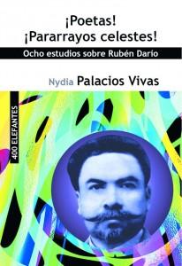 Nydia Palacios Vivas presenta su nuevo libro ¡Poetas! ¡Pararrayos celestes!, visiones sobre la poesía y personalidad de Rubén Darío. LA PRENSA/MARTA LEONOR GONZÁLEZ