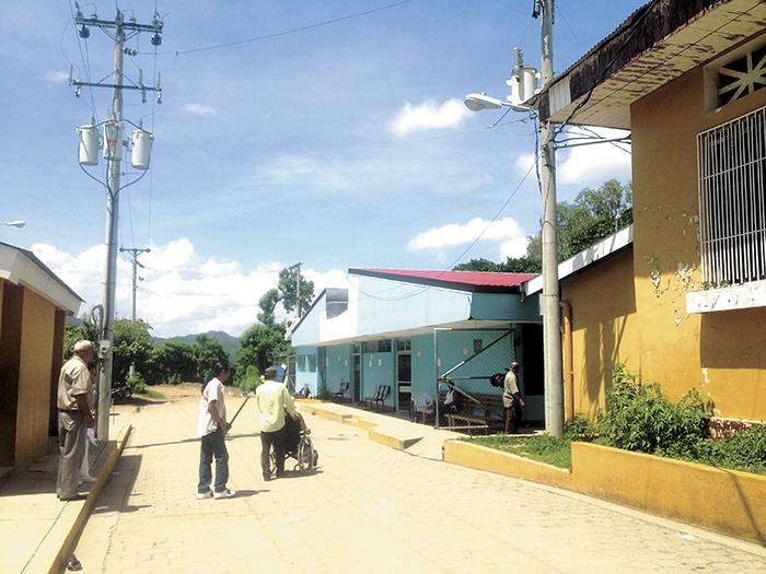 El Hospital Alfonso Moncada Guillén, de Ocotal, tiene trescientas camas y fue construido hace más de siete décadas. LA PRENSA/A. LORÍO