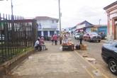 Comercio en Jinotepe no deja las calles