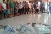 Droga, detenciones y armas en Chinandega