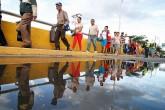 Más de 100 mil venezolanos corren a Colombia por víveres