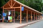 Desorden en paradas de Managua