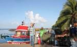 La islita en Corn Island, en el Caribe Sur, está atravesando una crisis por la caída del turismo. LA PRENSA/ I. LACAYO