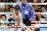 Keyvin Lara fue más de lo que se esperaba ante Kazuto Ioka
