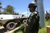 Ejército guatemalteco destruyó armas decomisadas en hechos criminales