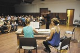 Una forma de integrar a los jóvenes a través de la educación musical