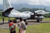 Desaparece avión del ejército indio