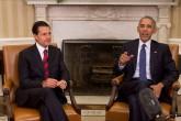 Obama y Peña Nieto sostienen su último encuentro