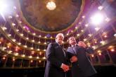 """Plácido Domingo critica """"la avalancha tremenda"""" de la música pop"""